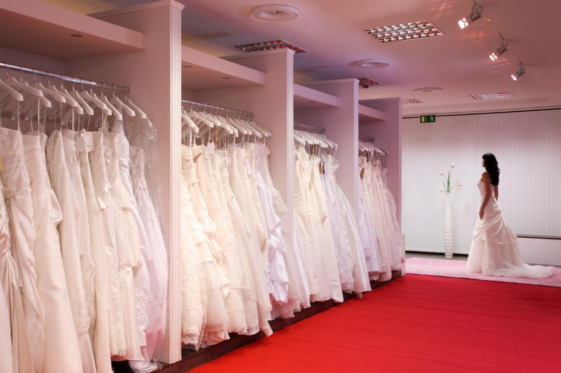 бизнес-идея открытия проката свадебных платьев