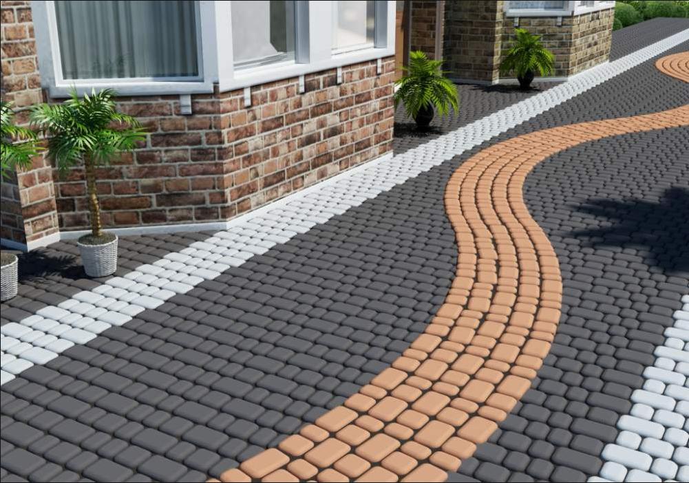 бизнес-идея производства тротуарной плитки
