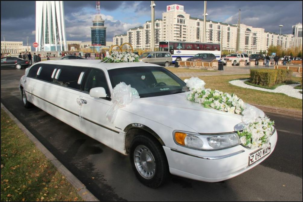 бизнес-идея проката лимузинов
