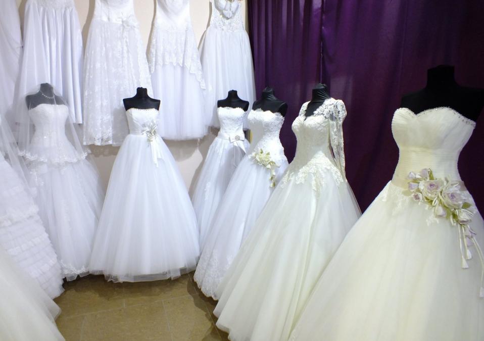 бізнес-ідея прокату весільних суконь