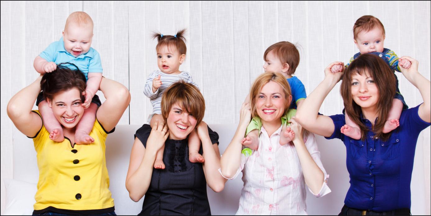 Бизнес-идея центра досуга для мам с детьми