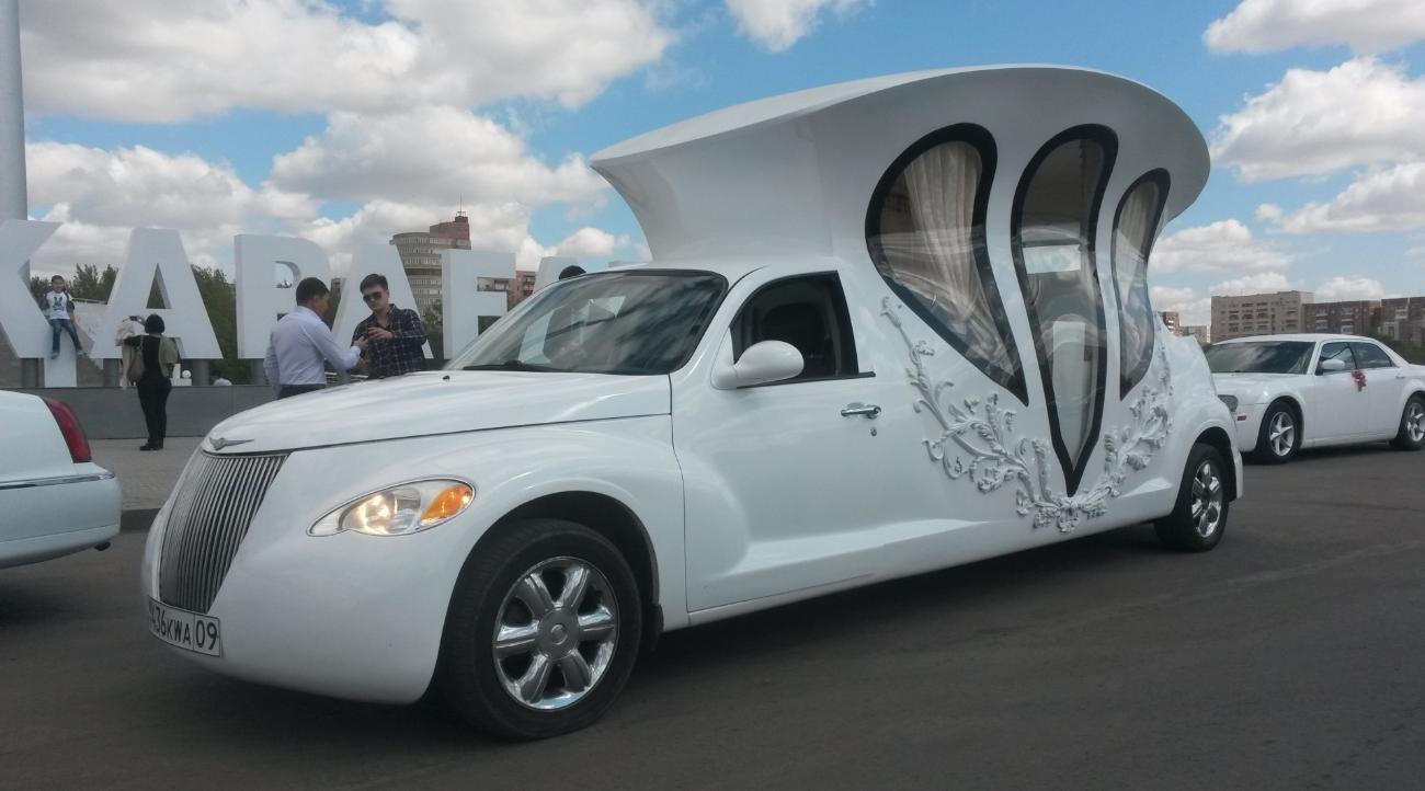 бизнес на прокате лимузинов