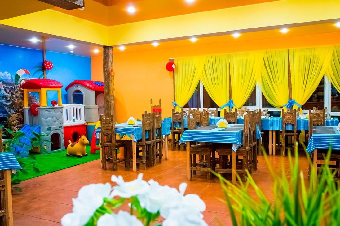Бизнес-идея открытия детского кафе
