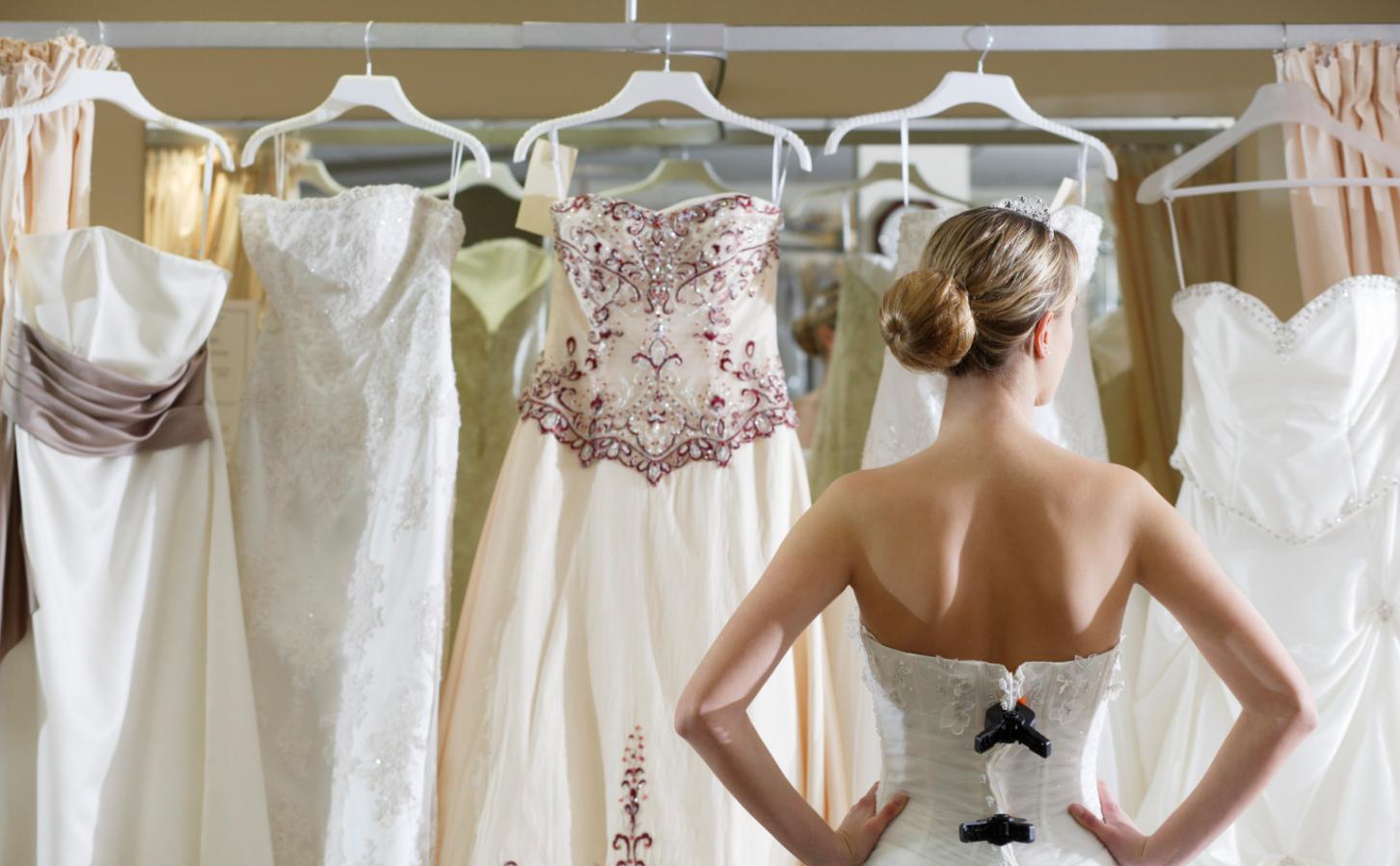 как организовать бизнес на прокате свадебных платьев