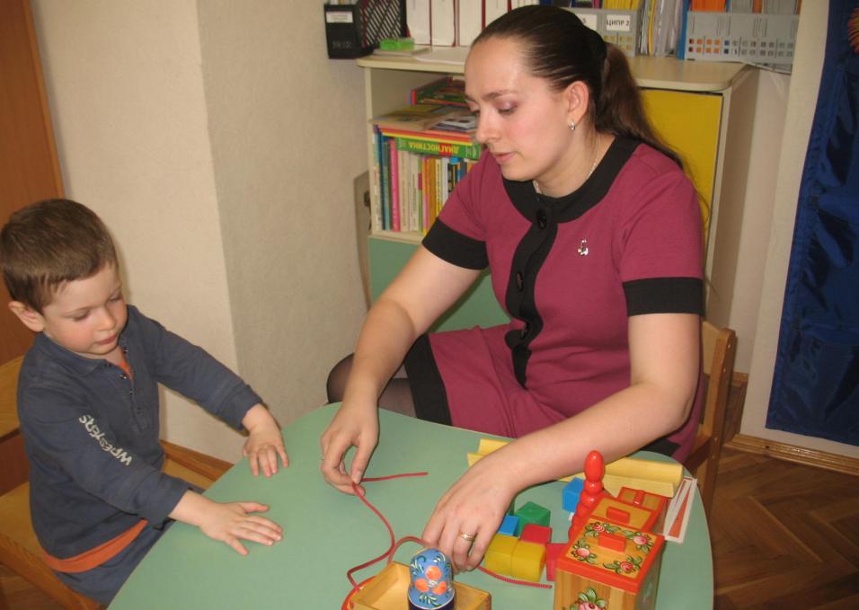 як організувати кабінет дитячого психолога