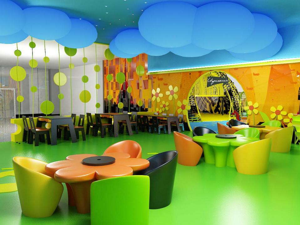 як організувати відкриття дитячого кафе