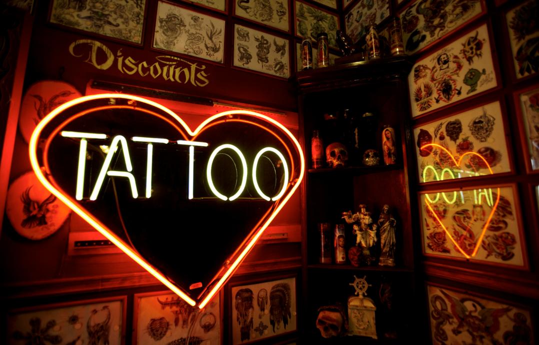 бизнес-идея открытия салона татуировок