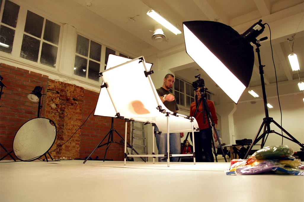 Как организовать бизнес на открытии фотостудии