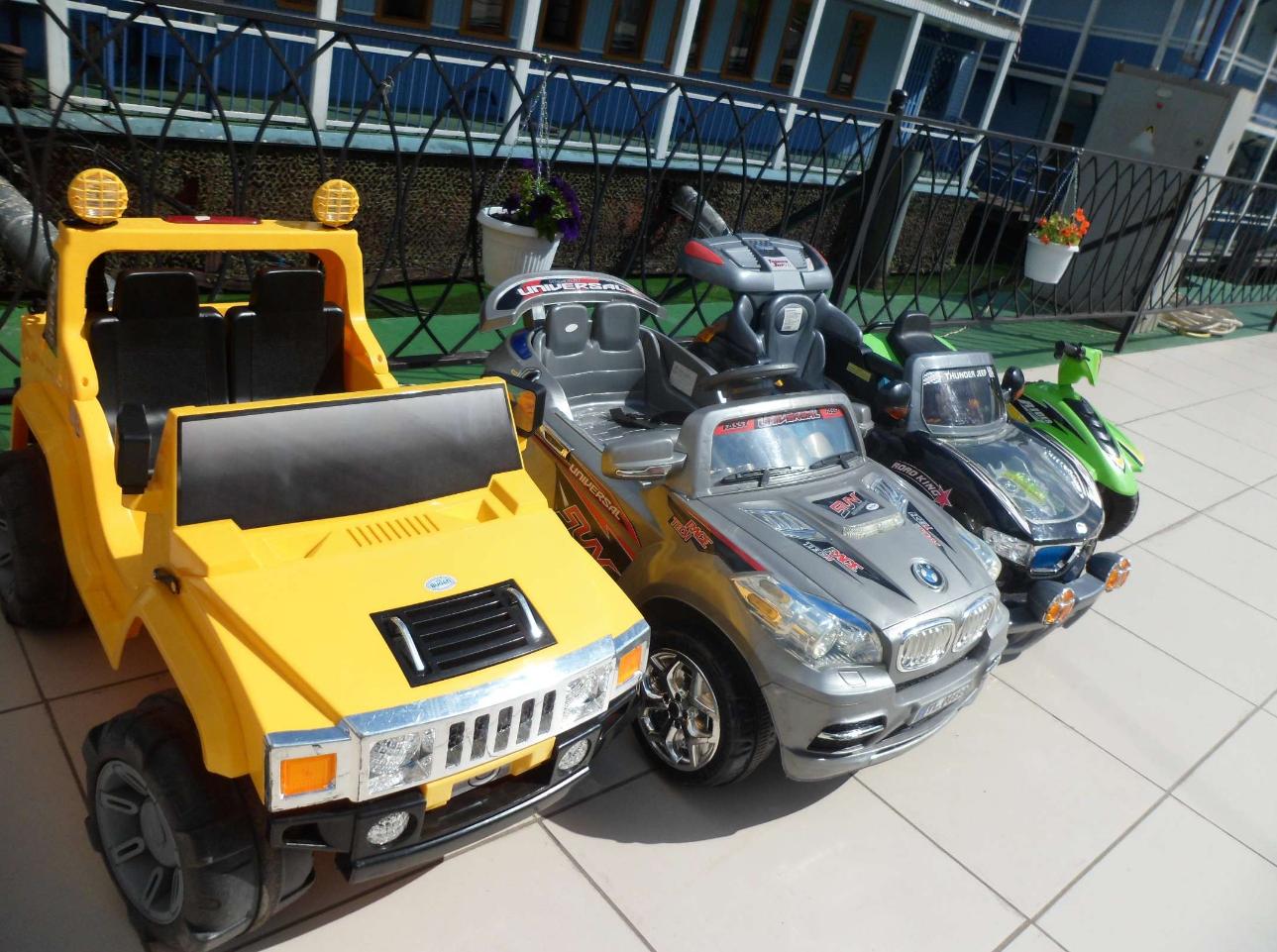 бизнес-идея организации проката электромобилей