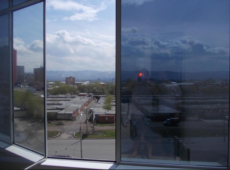 бізнес-ідея тонування вікон квартир і офісів
