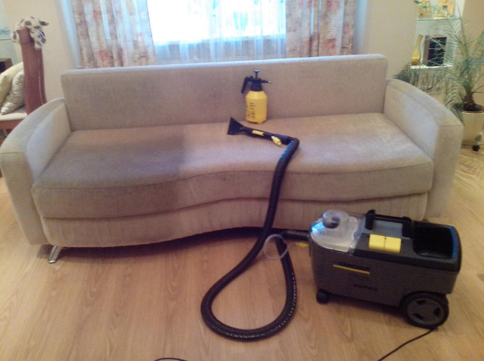 бізнес-ідея хімчистки килимів і меблів