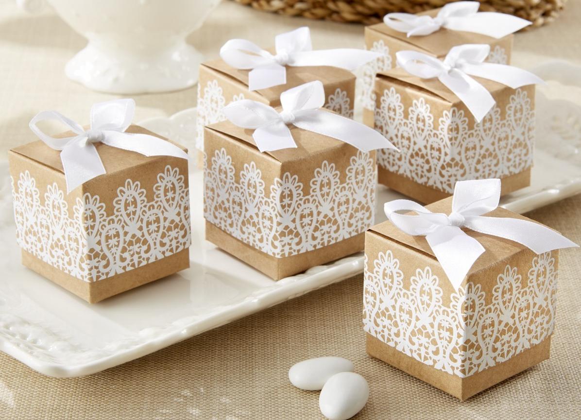 Бизнес-идея изготовления свадебных бонбоньерок