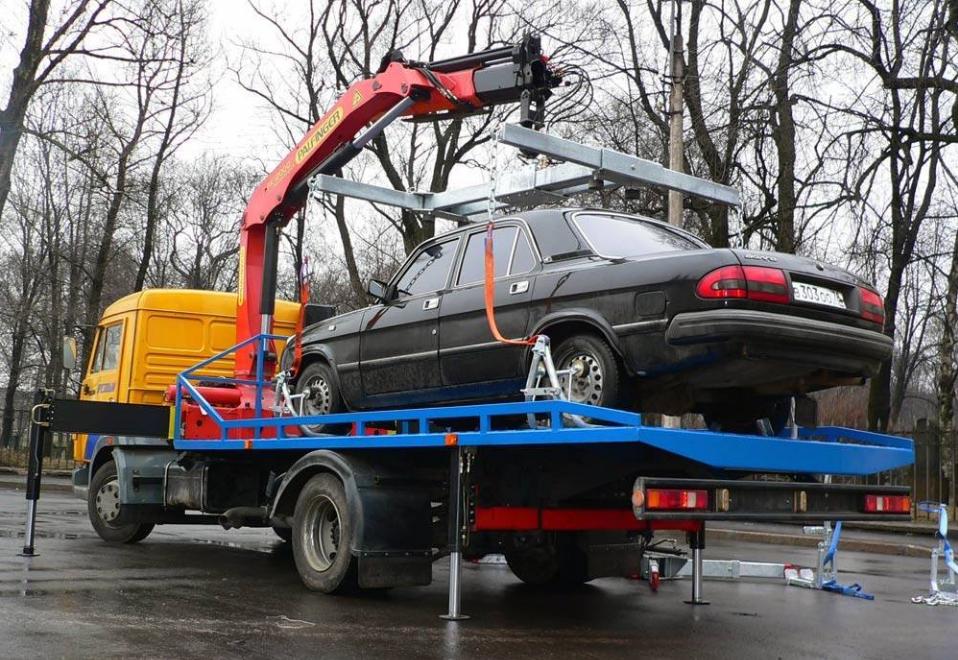 як організувати бізнес по поверненню евакуйованих автомобілів