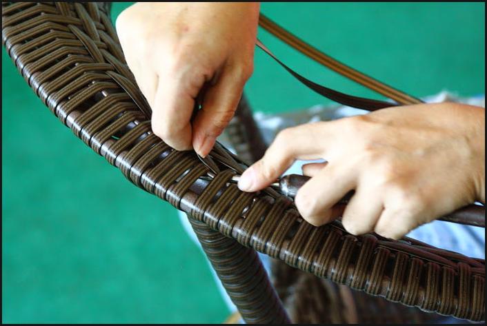 как организовать бизнес по изготовлению плетеной мебели