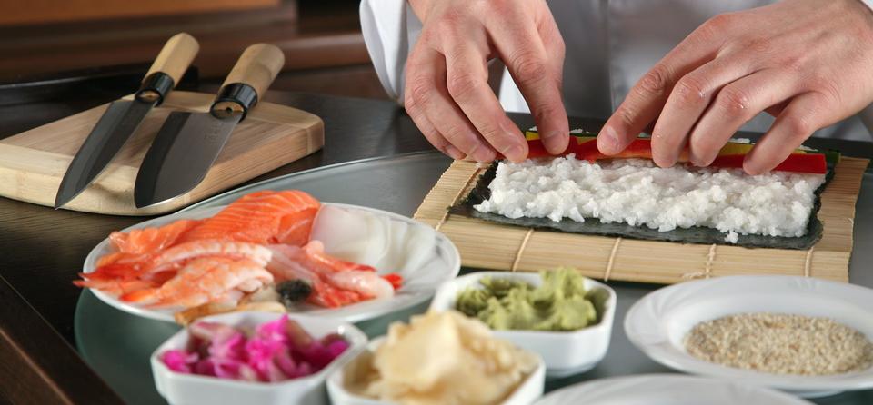 як організувати бізнес з виготовлення суші та ролів на дому