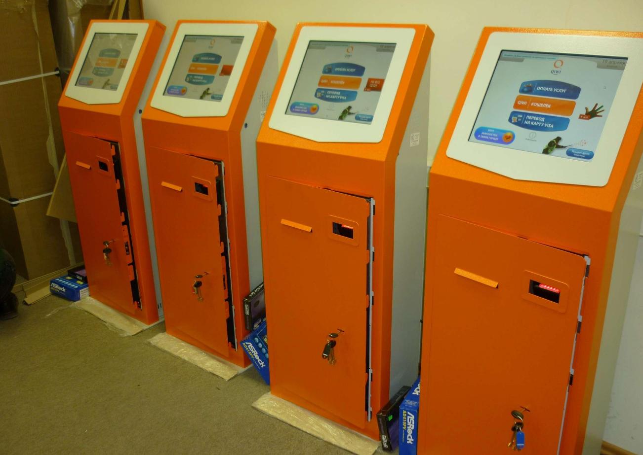 Как организовать бизнес на платежных терминалах