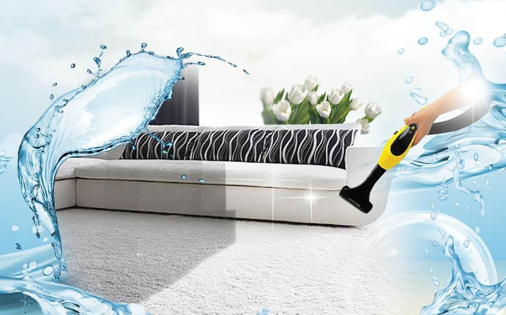 як організувати бізнес з хімічного чищення килимів і меблів