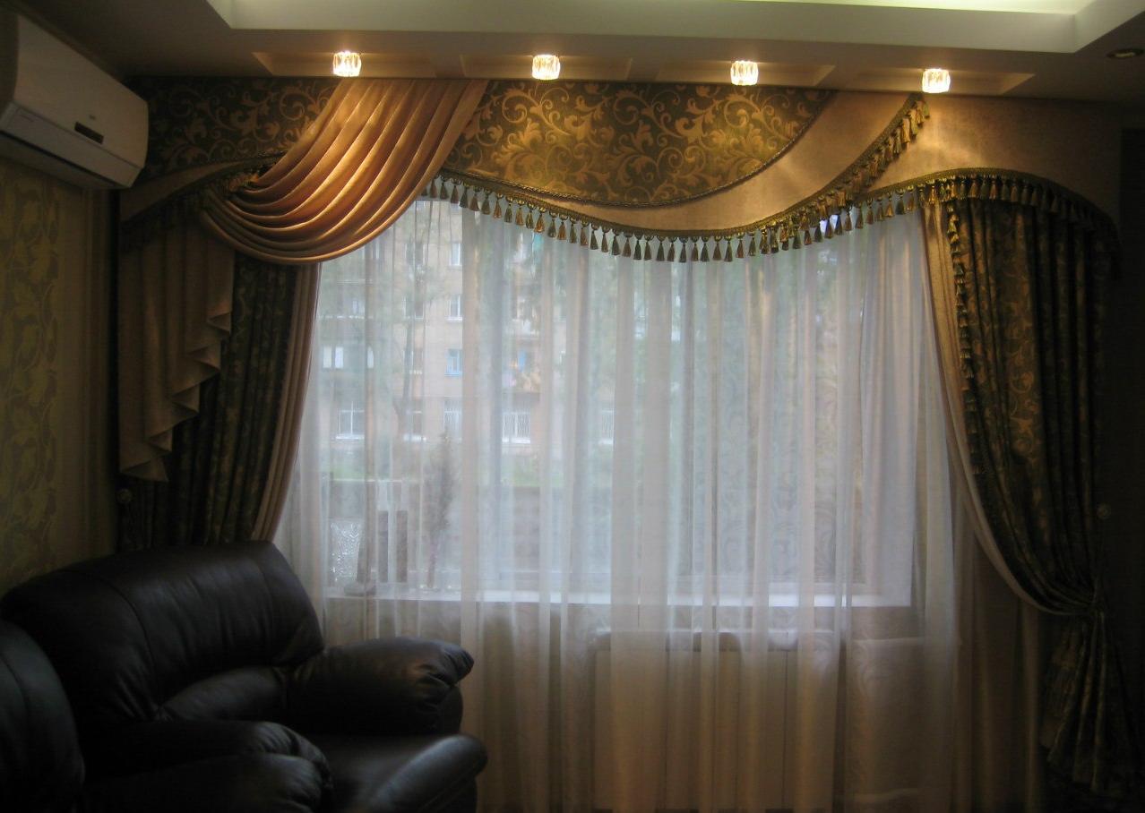 как организовать пошив штор по размерам и на заказ