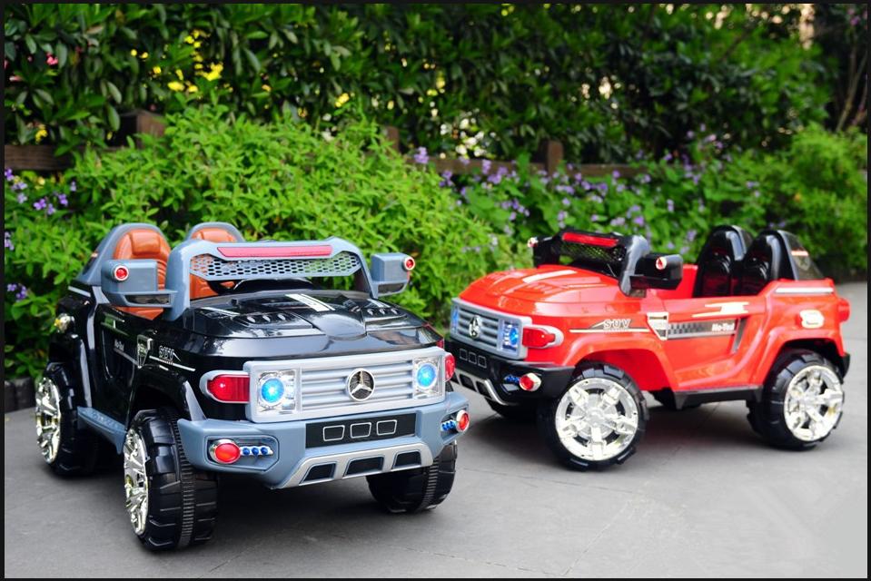 как организовать прокат детских электромобилей