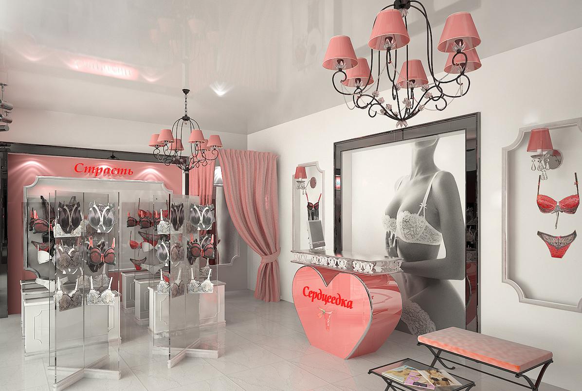 Бизнес-идея открытия магазина женского белья