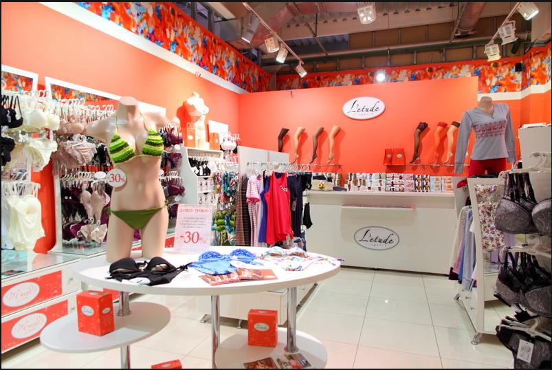 бизнес-идея магазина женского белья
