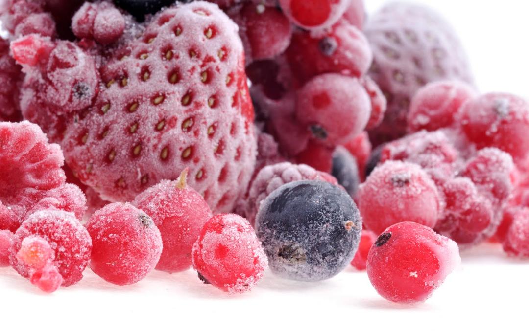 Бизнес-идея на заморозке овощей и фруктов