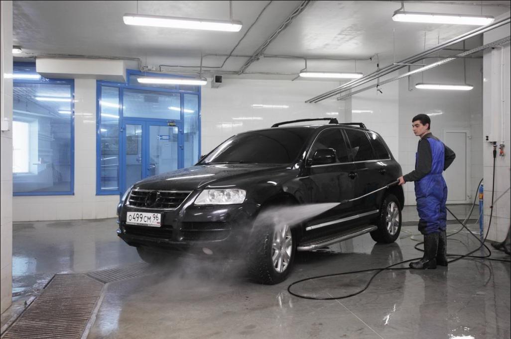 Бизнес-идея открытия автомойки
