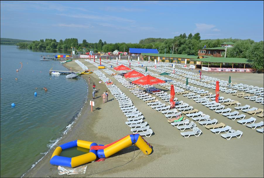бізнес-ідея відкриття платного пляжу