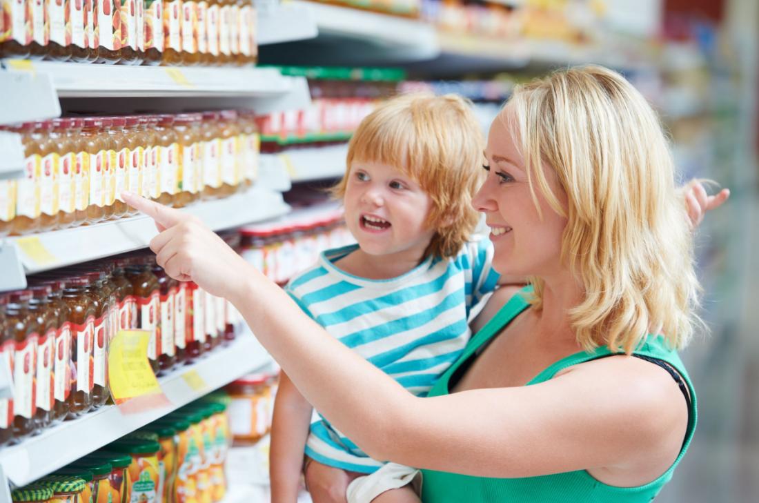 Бизнес по открытию магазина детского питания