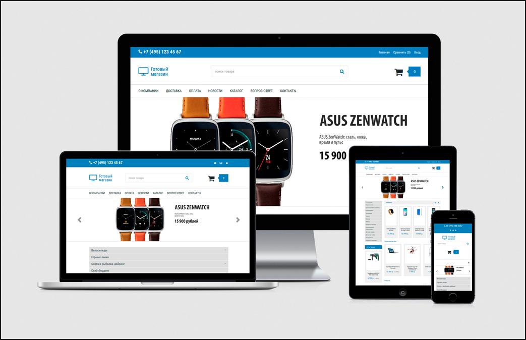 Бизнес-идея продажи готовых интернет магазинов