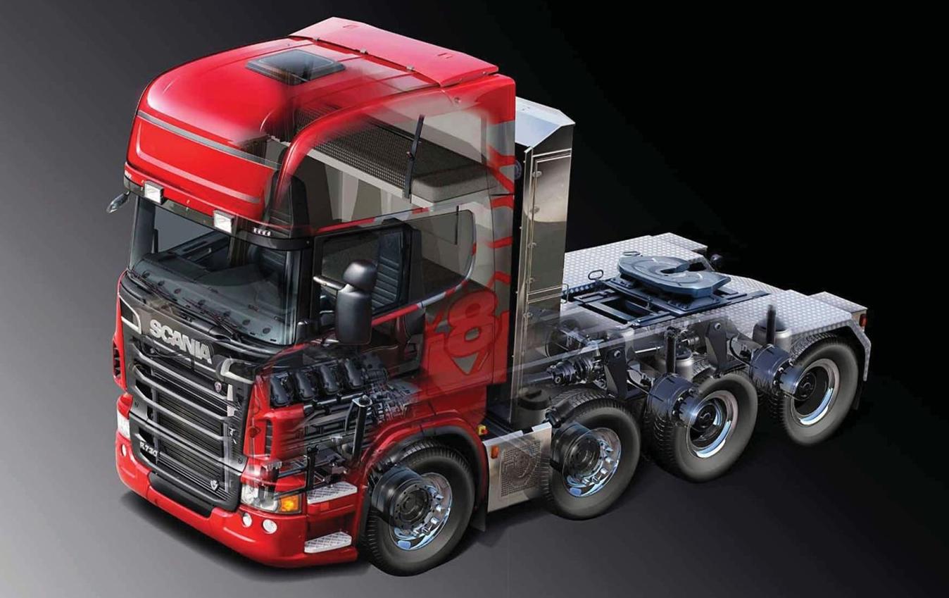 Бизнес-идея продажи запчастей для грузовиков
