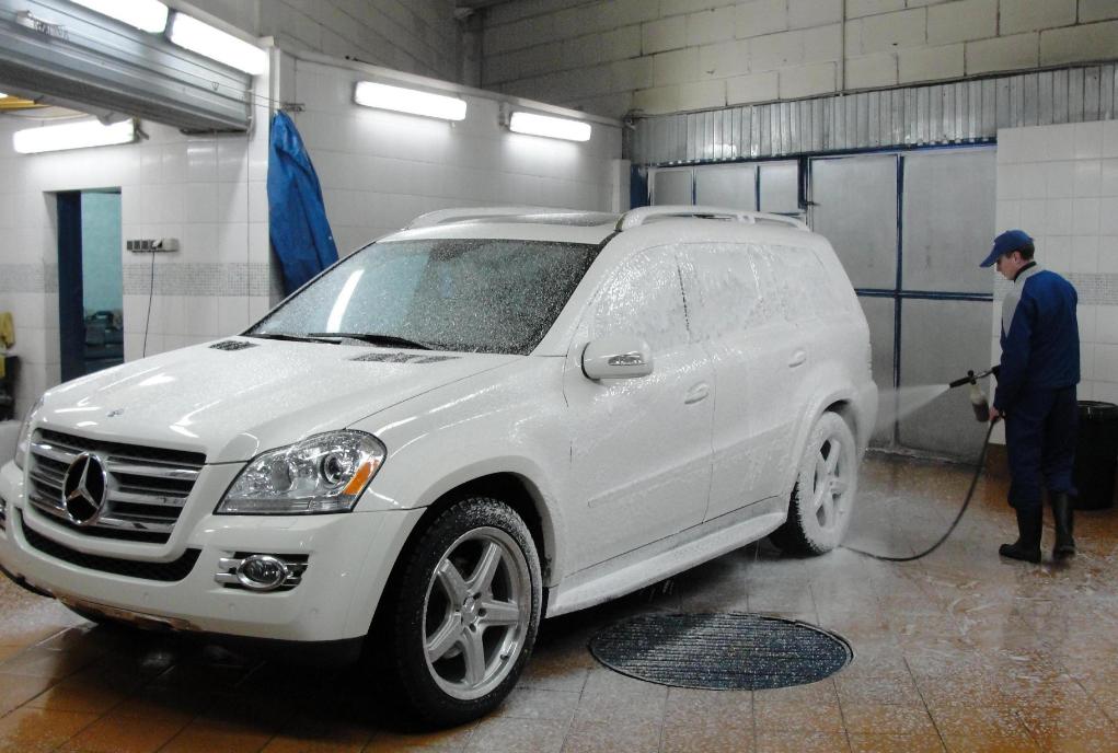 бізнес з миття автомобілів