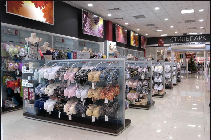 бизнес по открытию магазина женского белья
