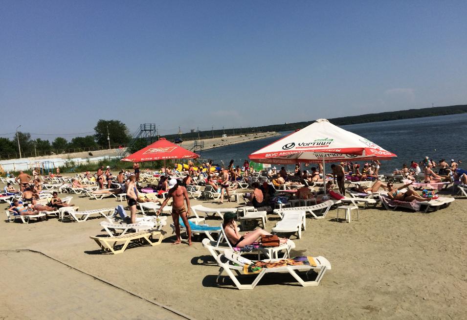 бізнес з відкриття платного пляжу