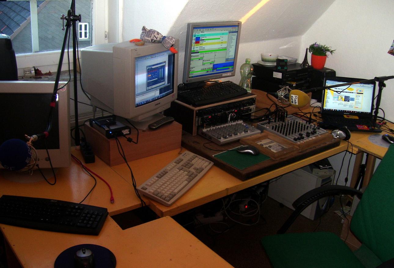 Как организовать бизнес по открытию интернет-радиостанции
