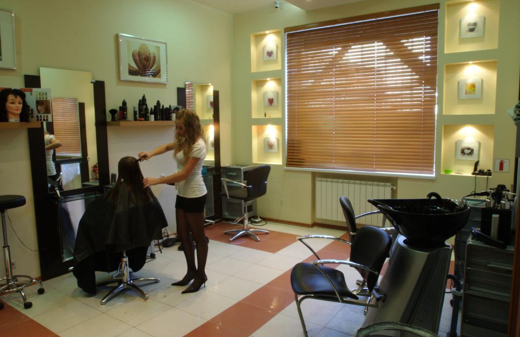 як організувати бізнес з відкриття перукарні