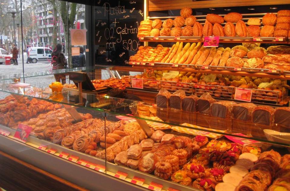 як організувати бізнес з відкриття власної пекарні