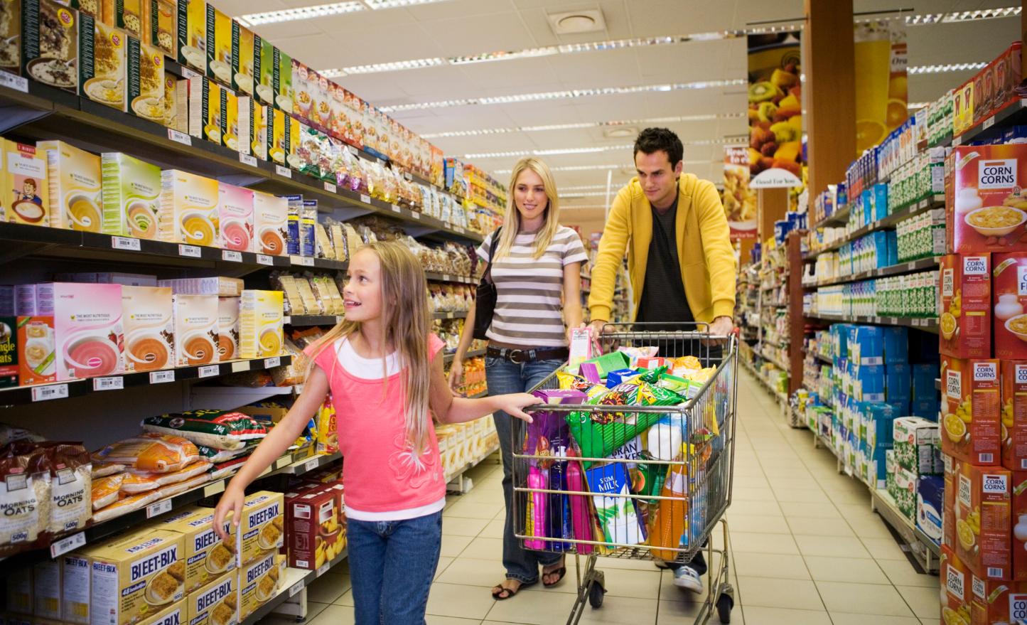 Как организовать бизнес по открытию магазина детского питания