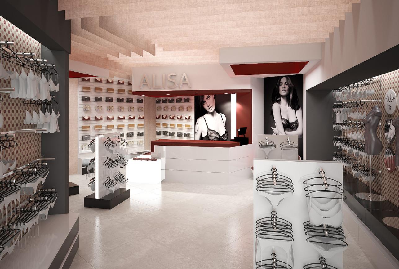 Как организовать бизнес по открытию магазина женского белья