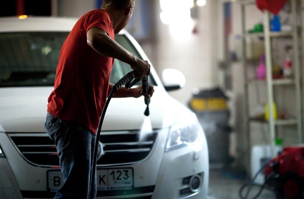 мийка автомобілів як вид бізнесу