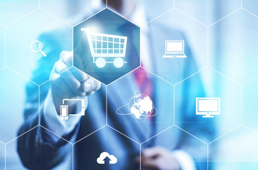 торговля вещами через интернет-магазины