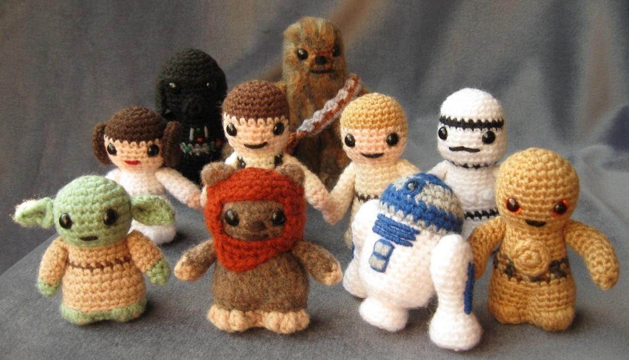 Бизнес-идея вязания игрушек амигуруми