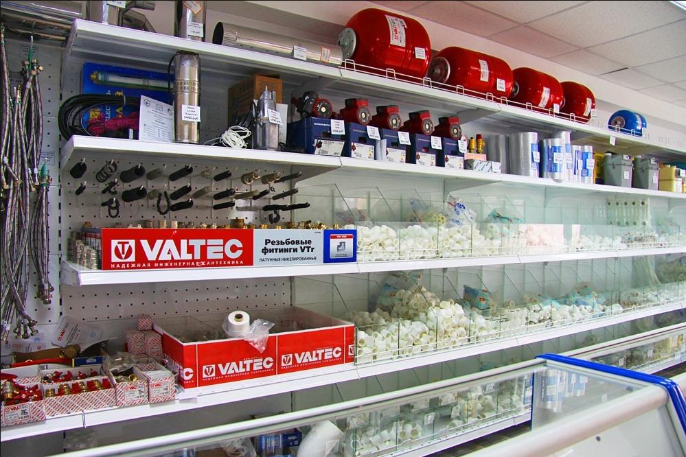 бізнес-ідея відкриття магазину сантехніки