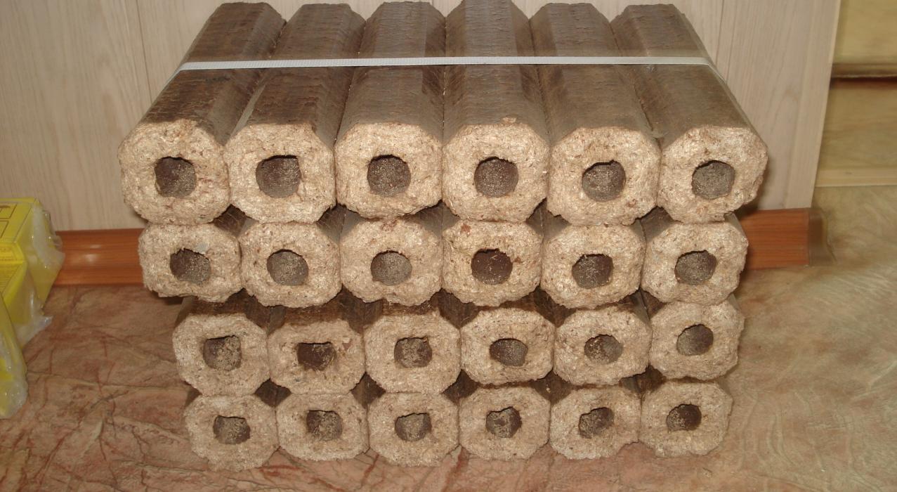 бізнес-ідея по виробництву паливних брикетів з осіннього листя