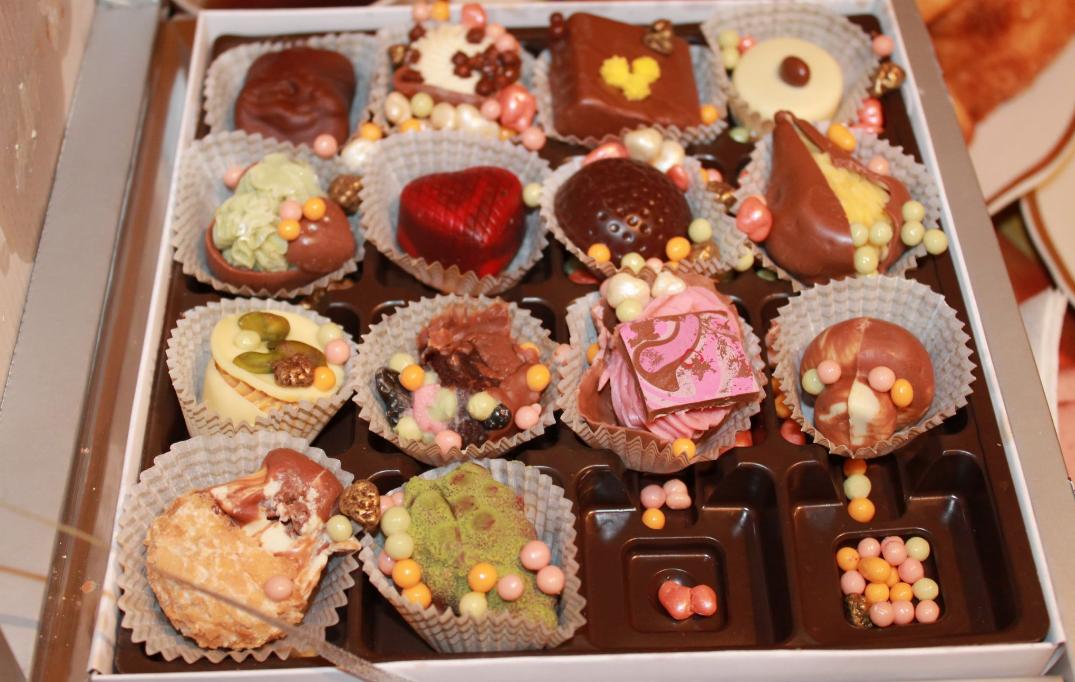 Бизнес по изготовлению шоколада ручной работы