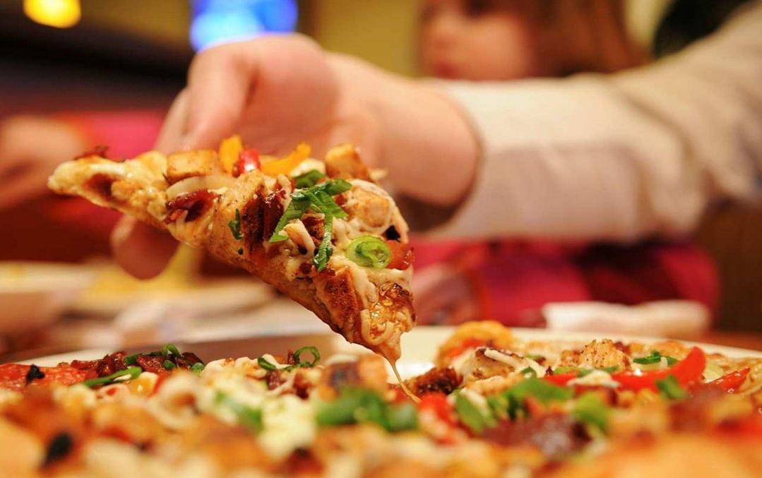 доставка піци на будинок і в офіс