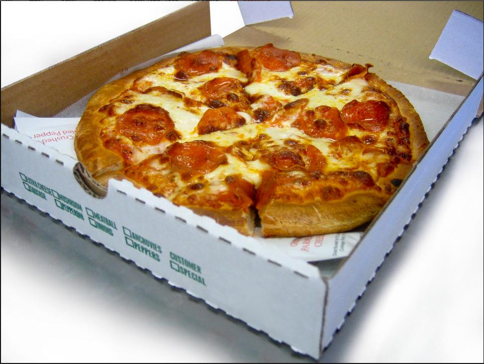 дослідження конкурентів і клієнтів для доставки піци