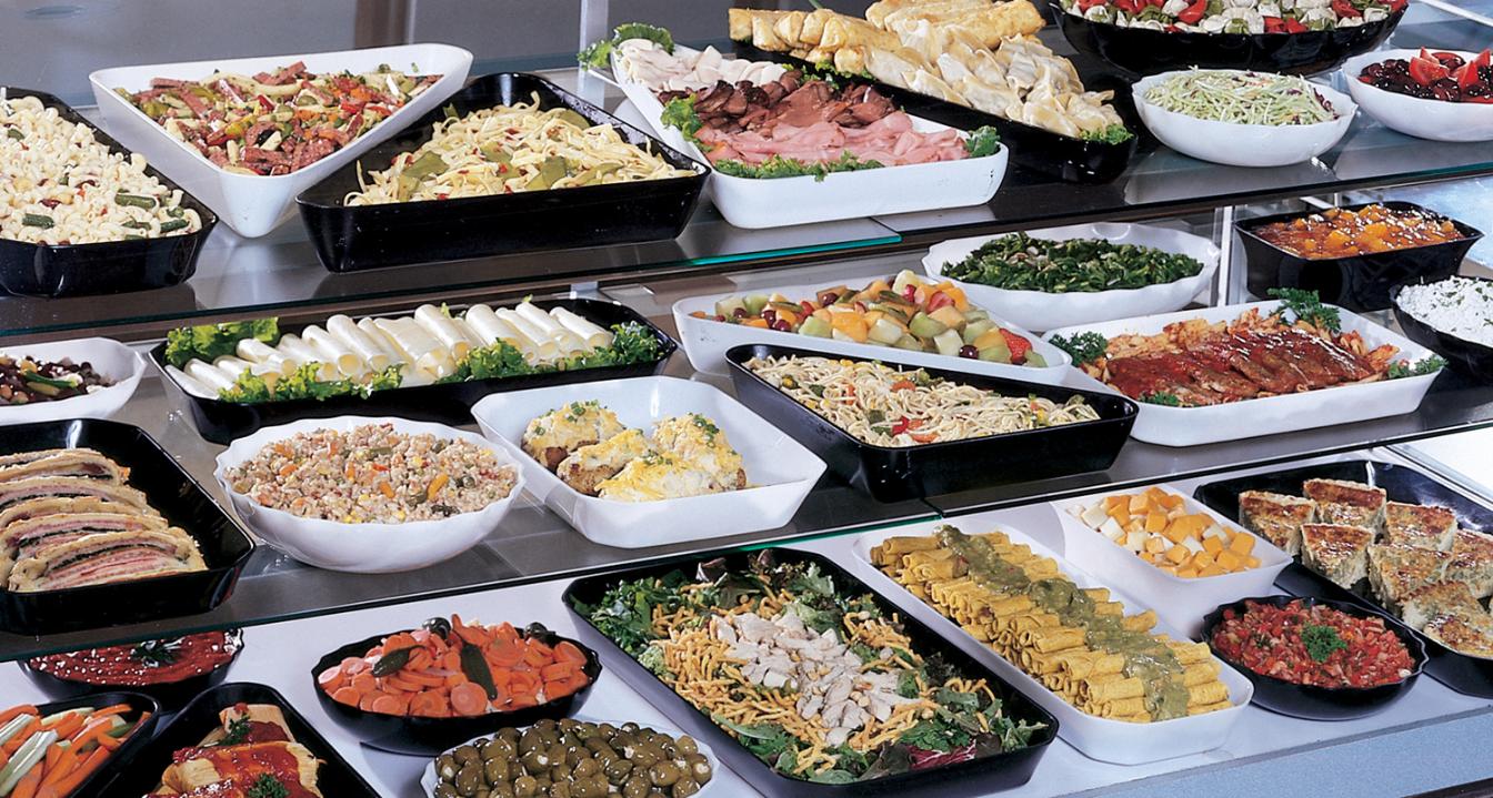 Бизнес-идея по изготовлению салатов