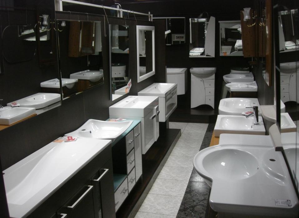 як організувати бізнес з відкриття магазина сантехніки