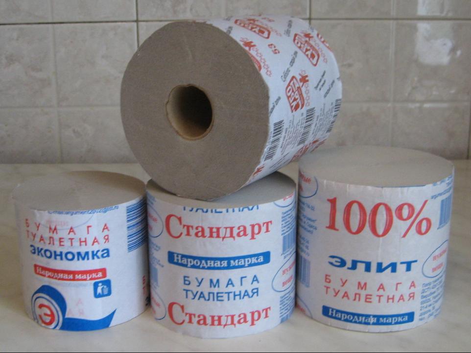 як організувати бізнес з виробництва туалетного паперу